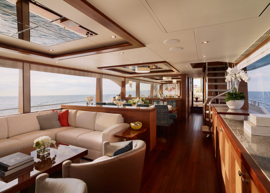100\u0027 2019 Ocean Alexander Motor Yacht - ALEXANDER MARINE USA™