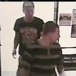 Surveillance Photos of Suspects