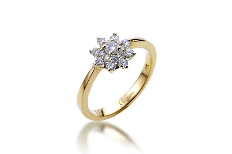 Fullsize Of Nature Inspired Engagement Rings
