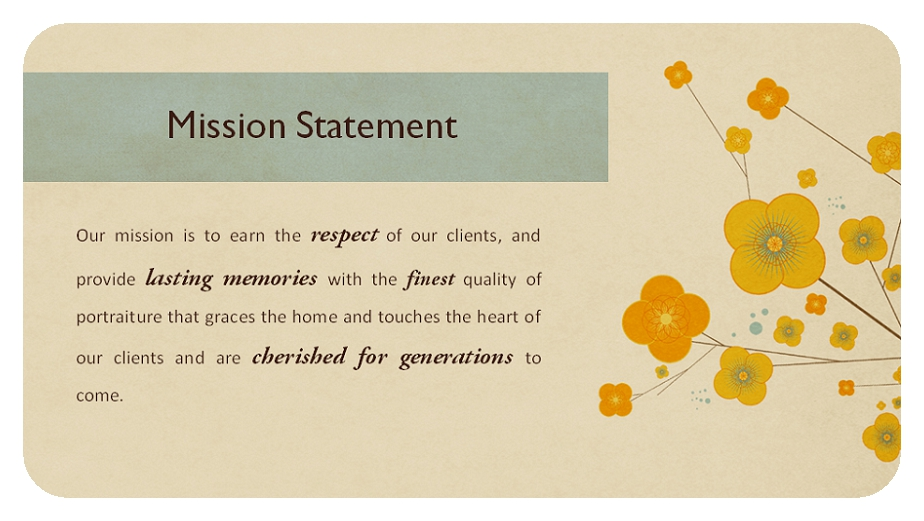 Business Mission Statement Template Image collections - Business - short mission statements