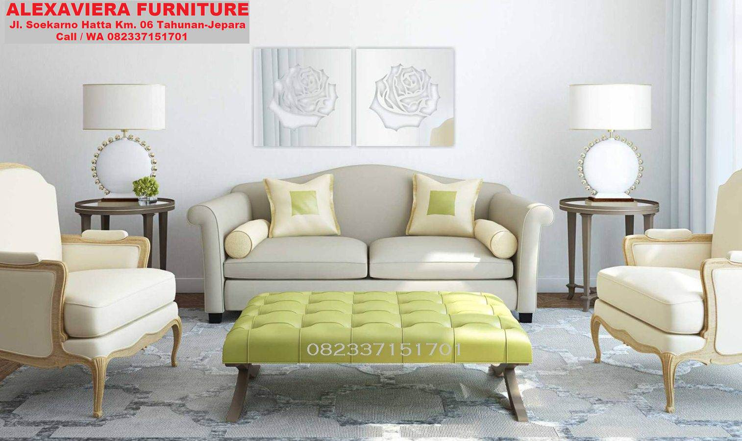 Model Sofa Ruang Tamu Set Kursi Sofa Ruang Tamu Alexaviera Furniture Kt 042 Kursi Sofa