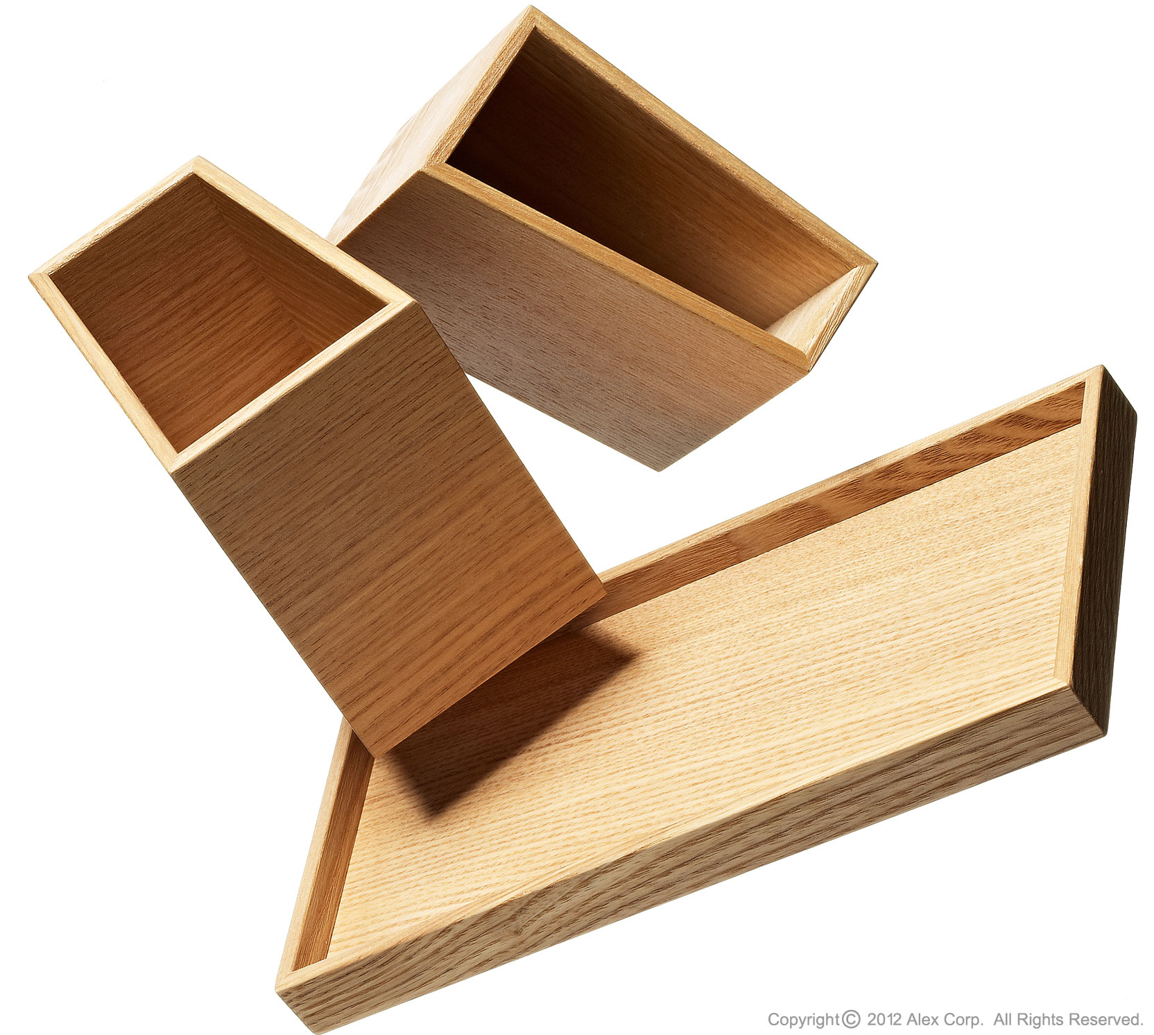 Wood Desk Organizer Set Hacoa Wooden Pen Stand Products Alexcious