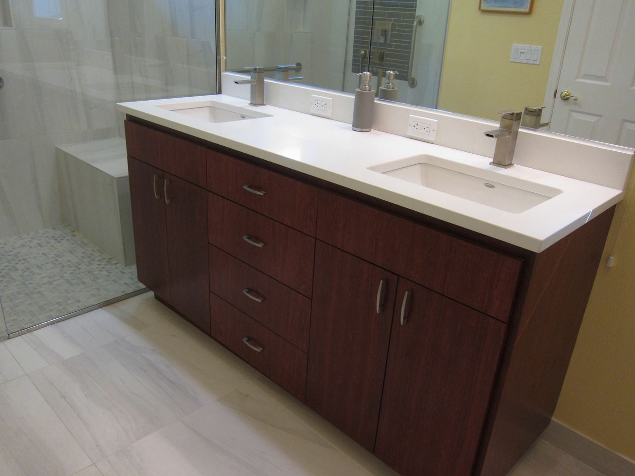 Solid Surface Countertop Options Alex Freddi Construction Llc General Contractor