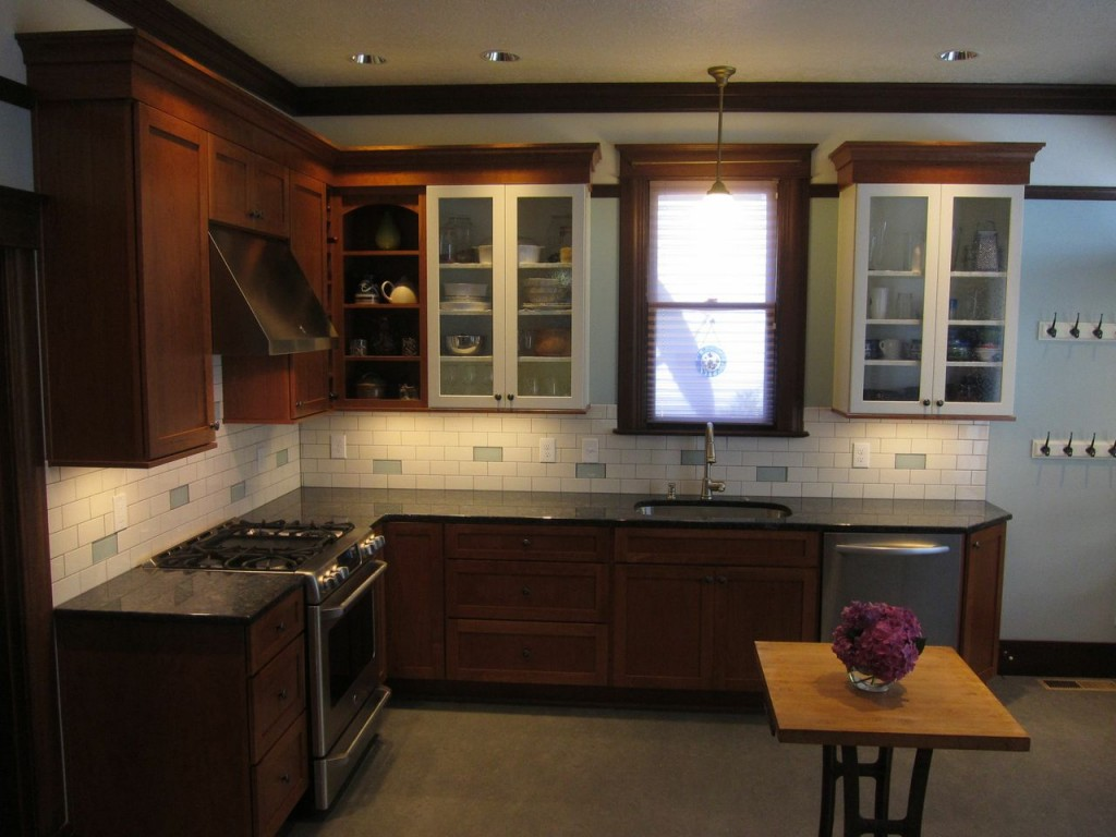 Mixing Kitchen Cabinet Colors Alex Freddi Construction Llc General Contractor