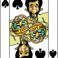Card-i-cature a week... Week 14 - Mahmoud Ahmadinejad