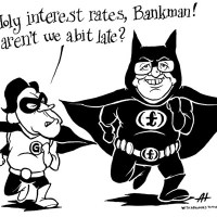 Holy Interest Rates Bankman