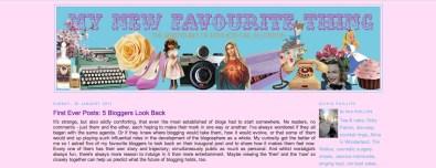 JAN 2011 - newfavouritething.com