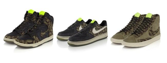 Liberty x Nike 3