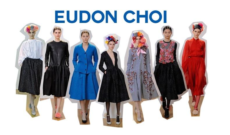 Eudon Choi AW13 LFW ©www.alexloves.com