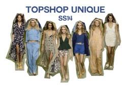 Topshop Unique SS14
