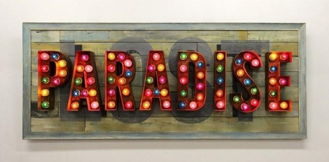 179335627 Neon Words