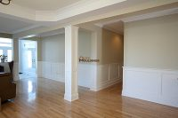 WALL PANELS WAINSCOTING - Raised   Recessed   Flat ...