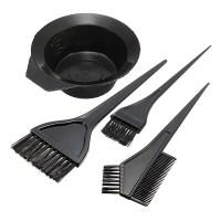 Hair Color Dye Bowl Comb Brushes Tool Kit Set Tint ...