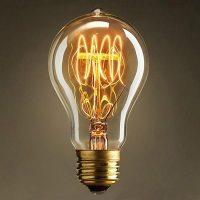 Incandescent Bulb E27 40W 220V Retro Edison Style Light ...