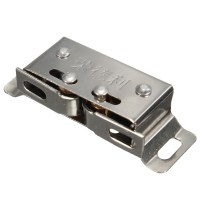 Stainless Steel Catch Stopper For Cupboard Cabinet Kitchen ...