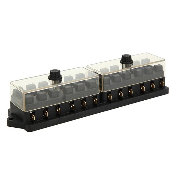 12v car fuse box
