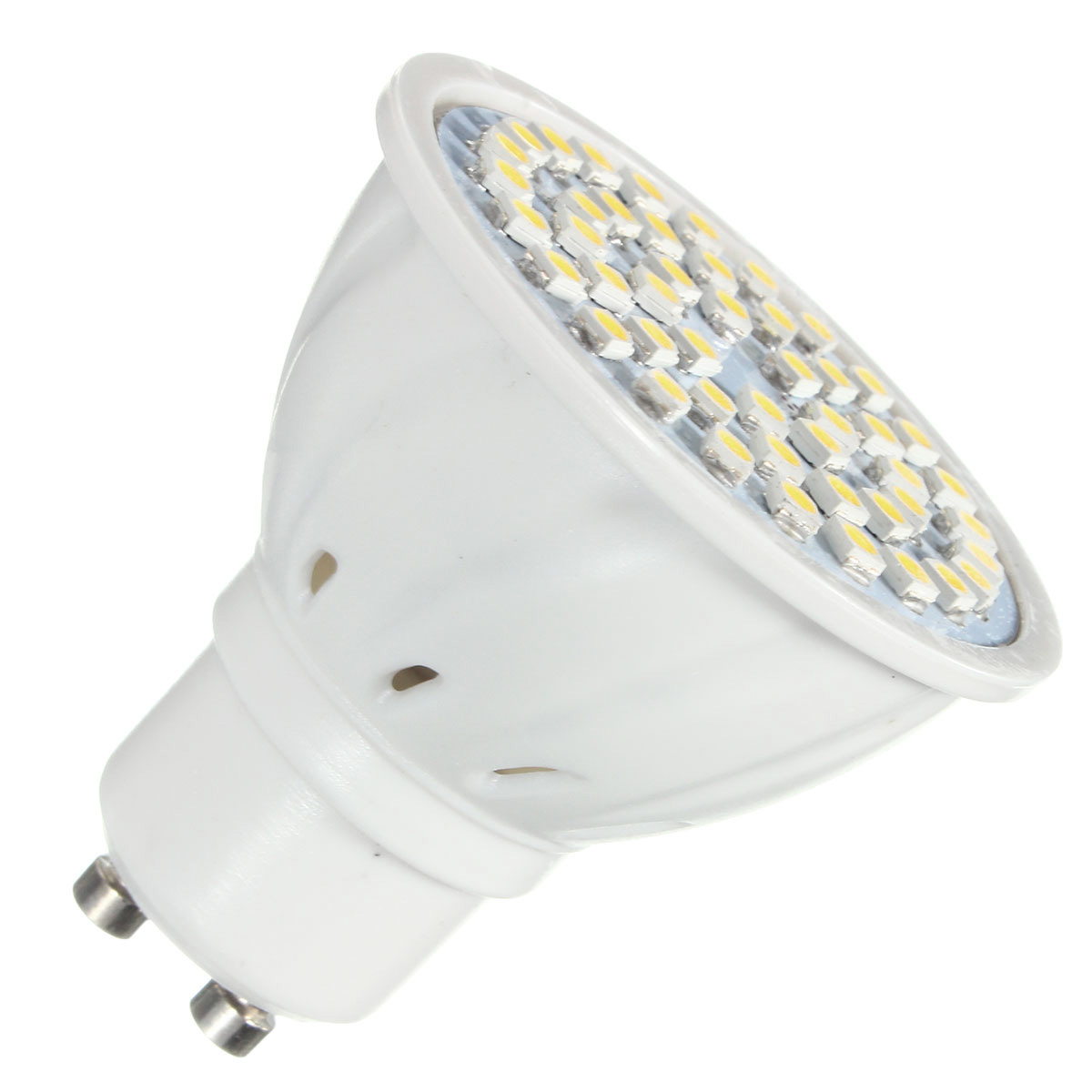 Gu10 C Zx E27 E14 Gu10 Mr16 Led 4w 48 Smd 3528 Led Pure White