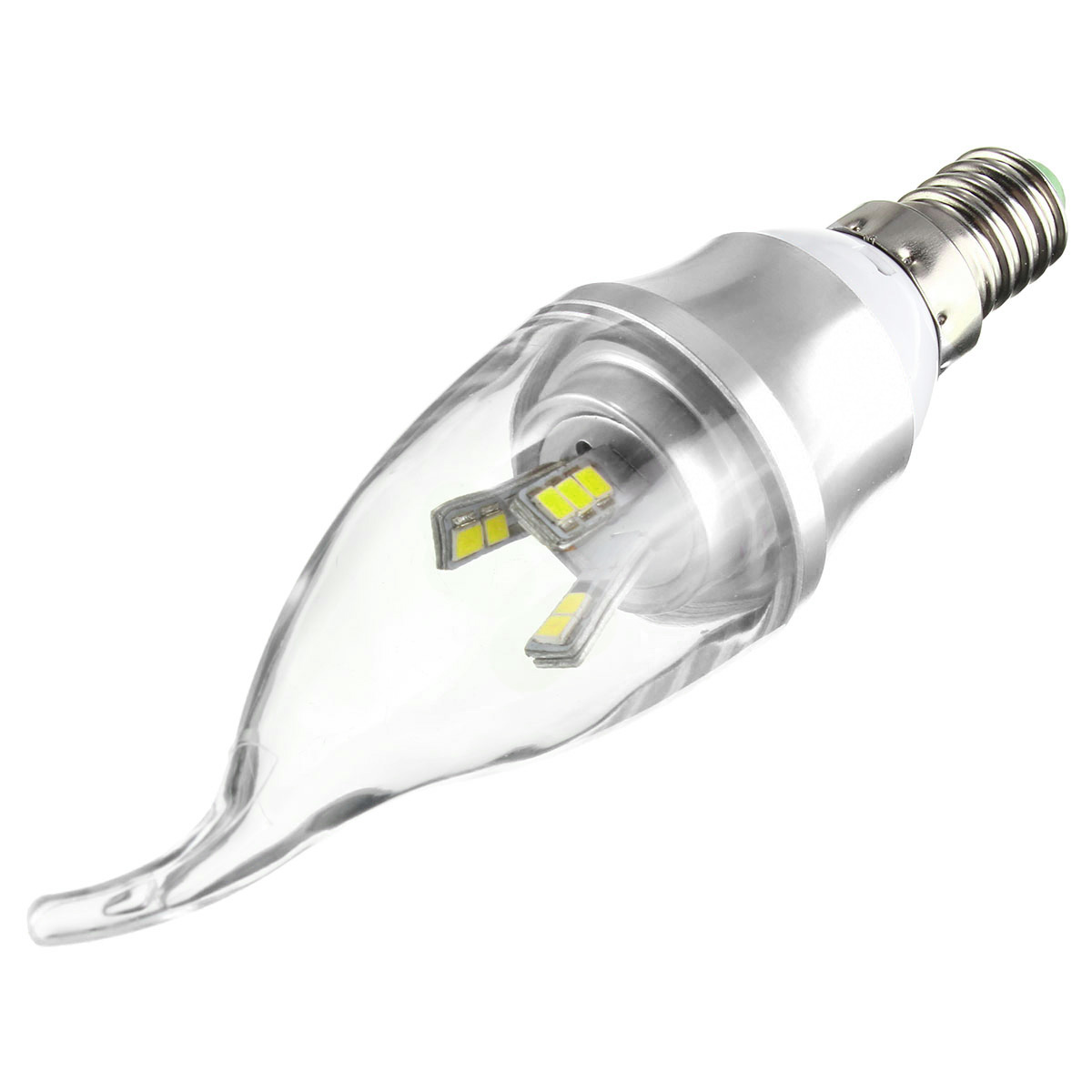 E27 E14 E27 E14 E12 B22 B15 3w Led Pure White Warm White 15 Smd