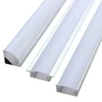 30CM Aluminum Channel Holder For LED Rigid Strip Light Bar ...