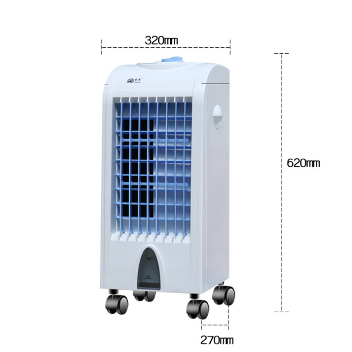 Cool Room Fans Portable Air Conditioner Air Conditioning Fan Water Ice
