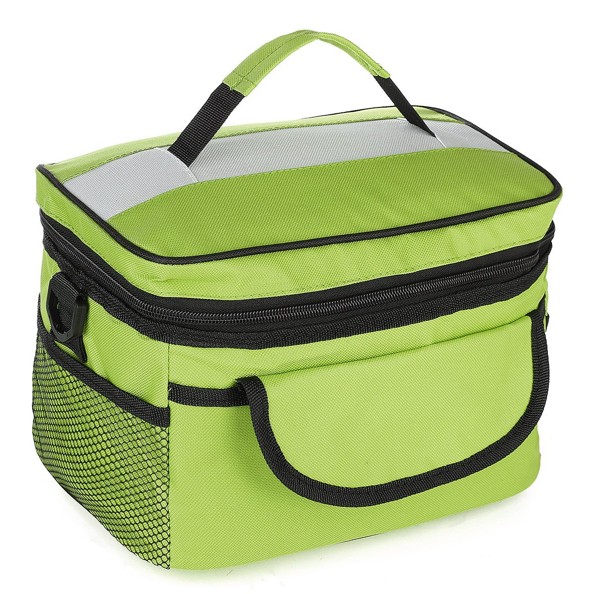 Picnic Backpack Australia 28x17x18cm Oxford Lunch Tote Cooler Backpack Insulated