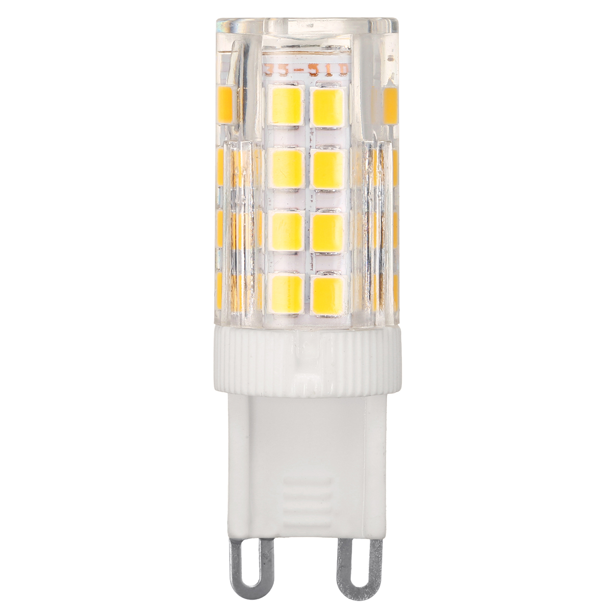 Led G9 5w Arilux E14 G9 5w Smd2835 Pure White Warm White Led Corn Light Bulb No Flicker Ac220v