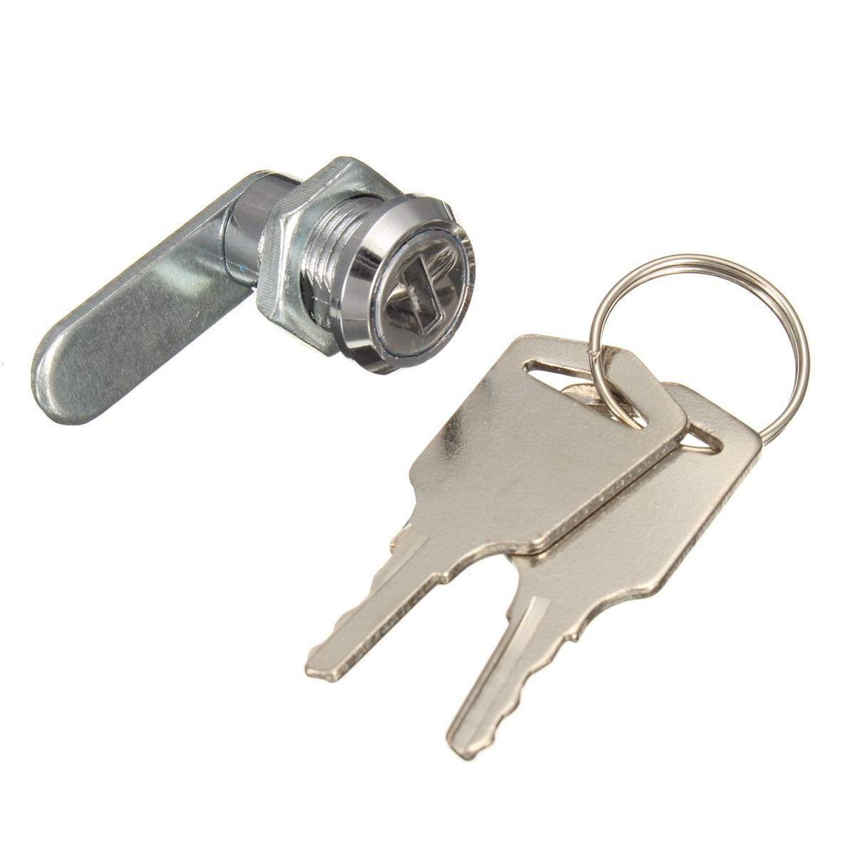 Kitchen Cabinet Cam Locks 16mm Keyed Alike Cam Lock For Filing Cabinet Mailbox