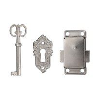 Cabinet Door Furniture Decorative Hardware Latch Hasp Pull ...