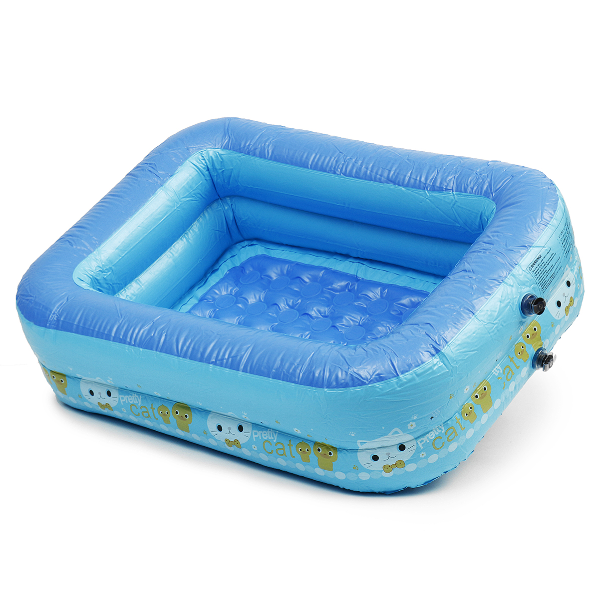 Piscina Toy Baby Kids Toddler Child Pvc Inflatable Swimming Pools Bath
