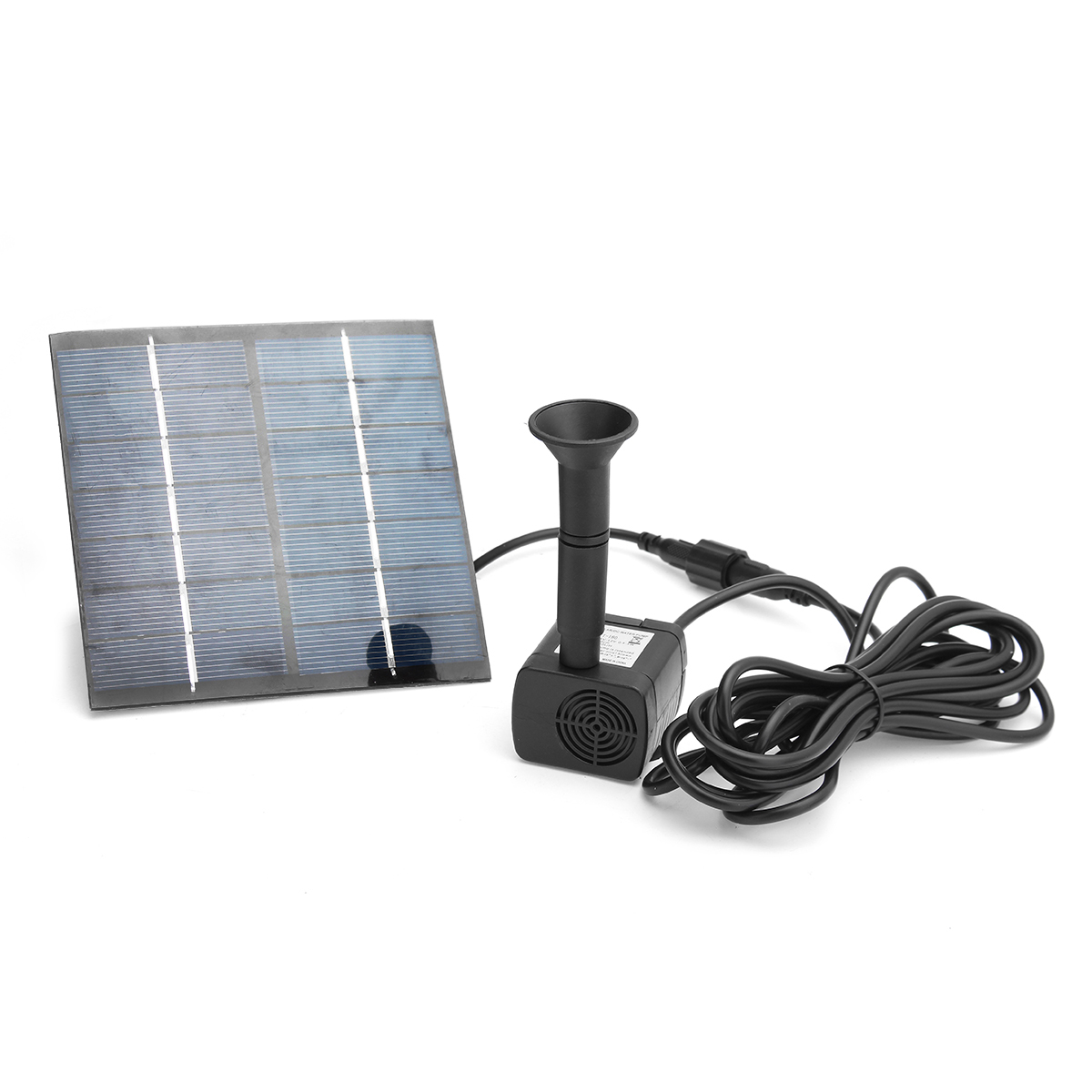 Solar Fountain Pump Jt 180 1 4w 7v Solar Panel Power Fountain Pump Outdoor Garden Pond Pool Submersible Water Pump Kit