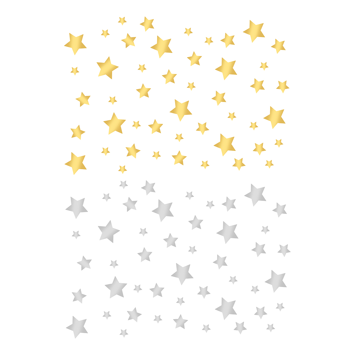 Stars Room Decor Removable Vinyl Stars Wall Sticker Window Sticker Home Nursery Room Kids Shop Art Decor