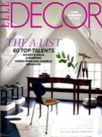Elle Decor, June 20112