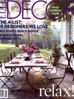 Elle Decor, June 2010