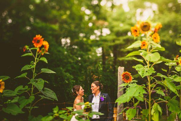 Krissy + Melinda / Josias River Farm Wedding
