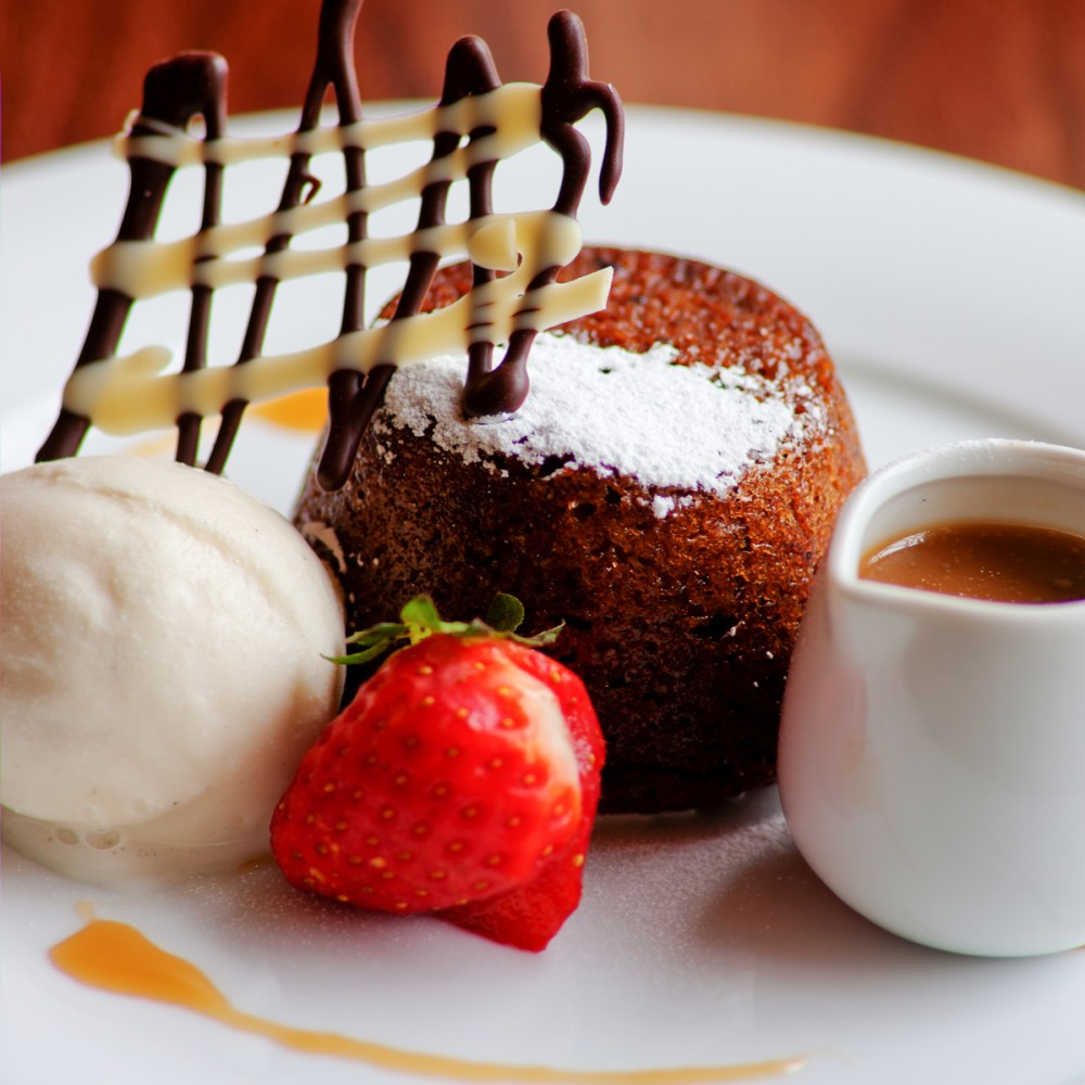Food Photography - Pudding