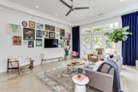 Real Estate: Del Ray home embraces a touch of madness ...