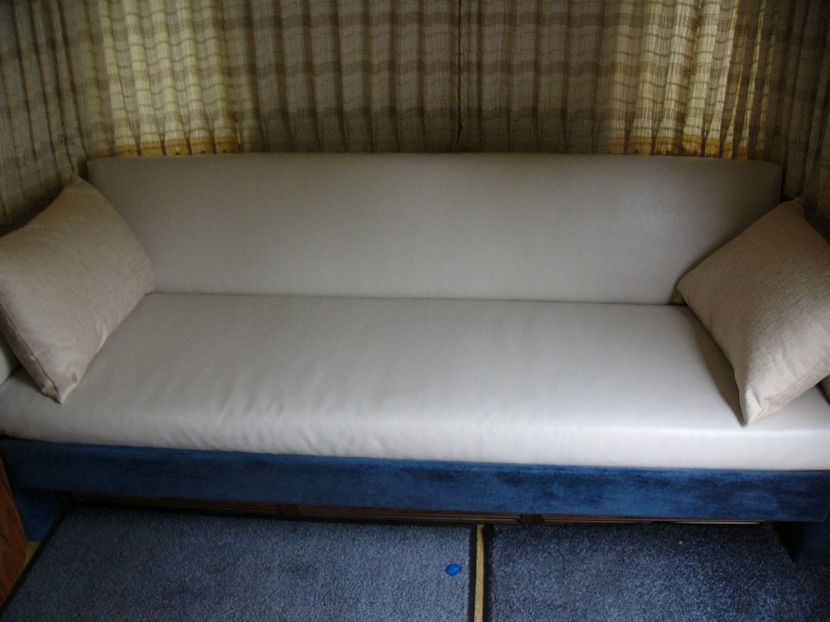 Auto Sofa Rv Sofa Bed Upholstery Repair Upholstery Shop Quality