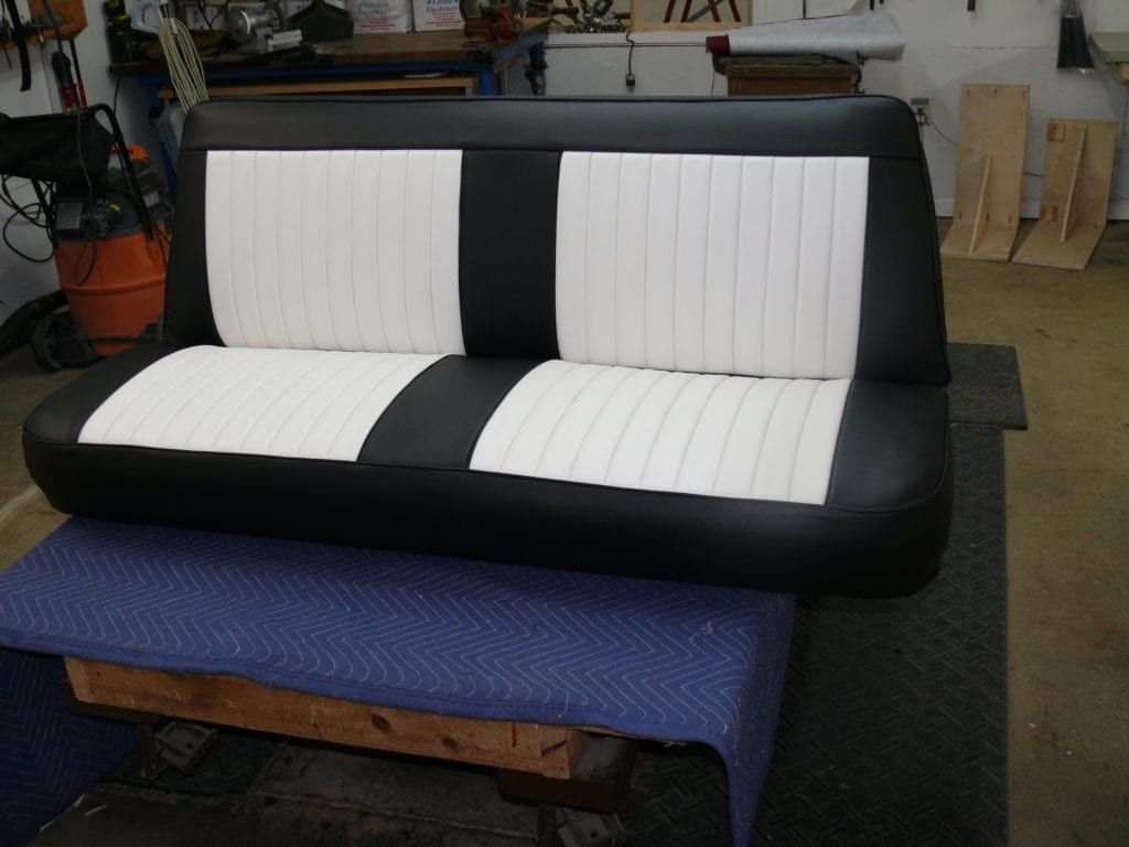 Auto Couch Auto Upholstery Upholstery Shop Quality Reupholstery Restoration