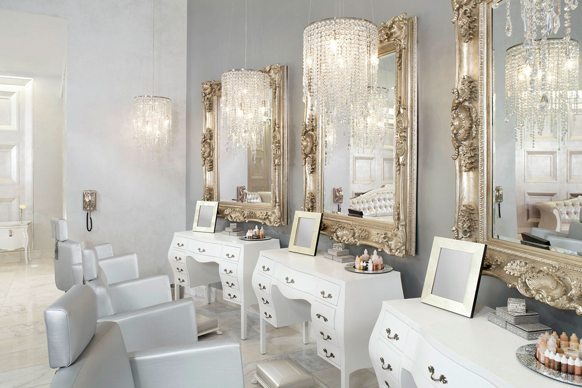 Salons Design Salon Interior Design Al Fahim Interiors