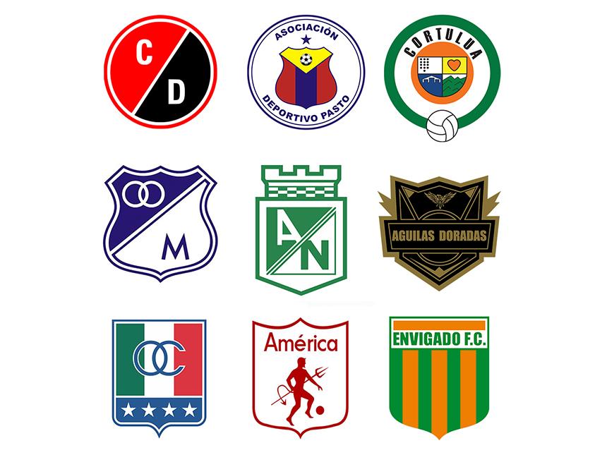 The Graphic Design of Colombian Soccer - Alfalfa Studio