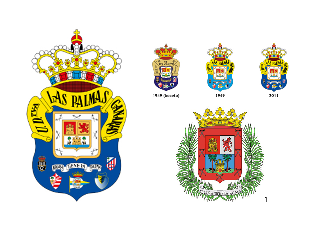Ultimate Ranking of the La Liga Badges 2015 - 2016 - Alfalfa Studio