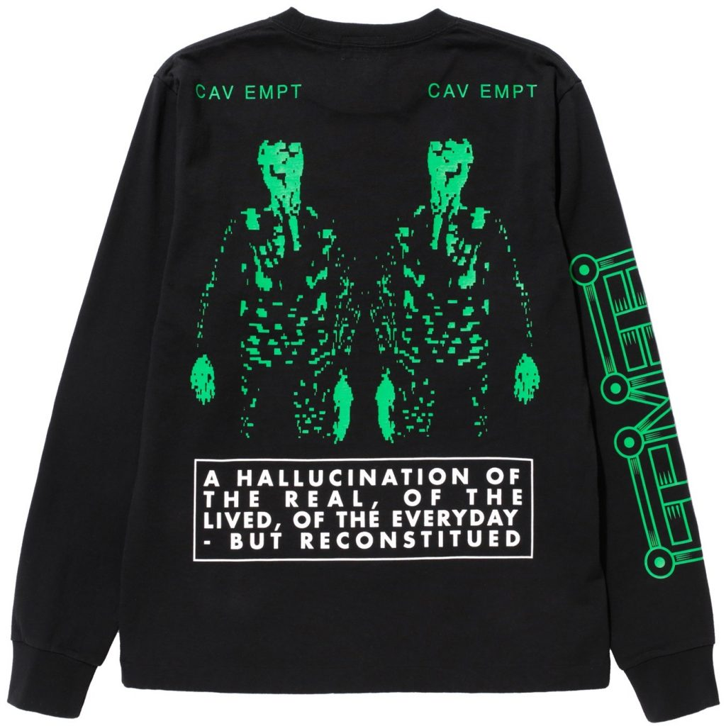 Wearing Your Voice With Fashion And Typography Alfalfa - Cav Empt