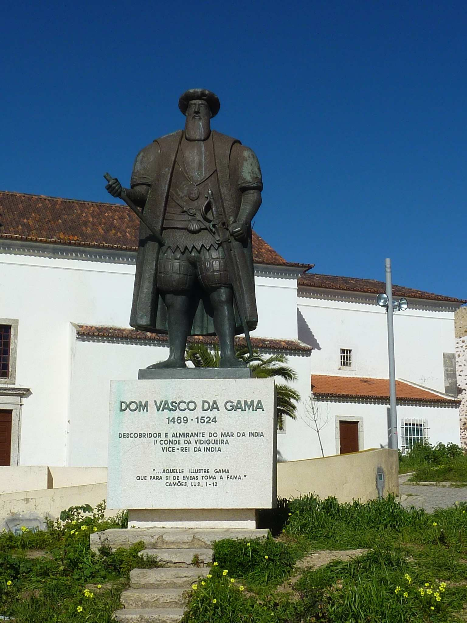 And Vasco Da Gama Vasco Da Gama Where Are You Now