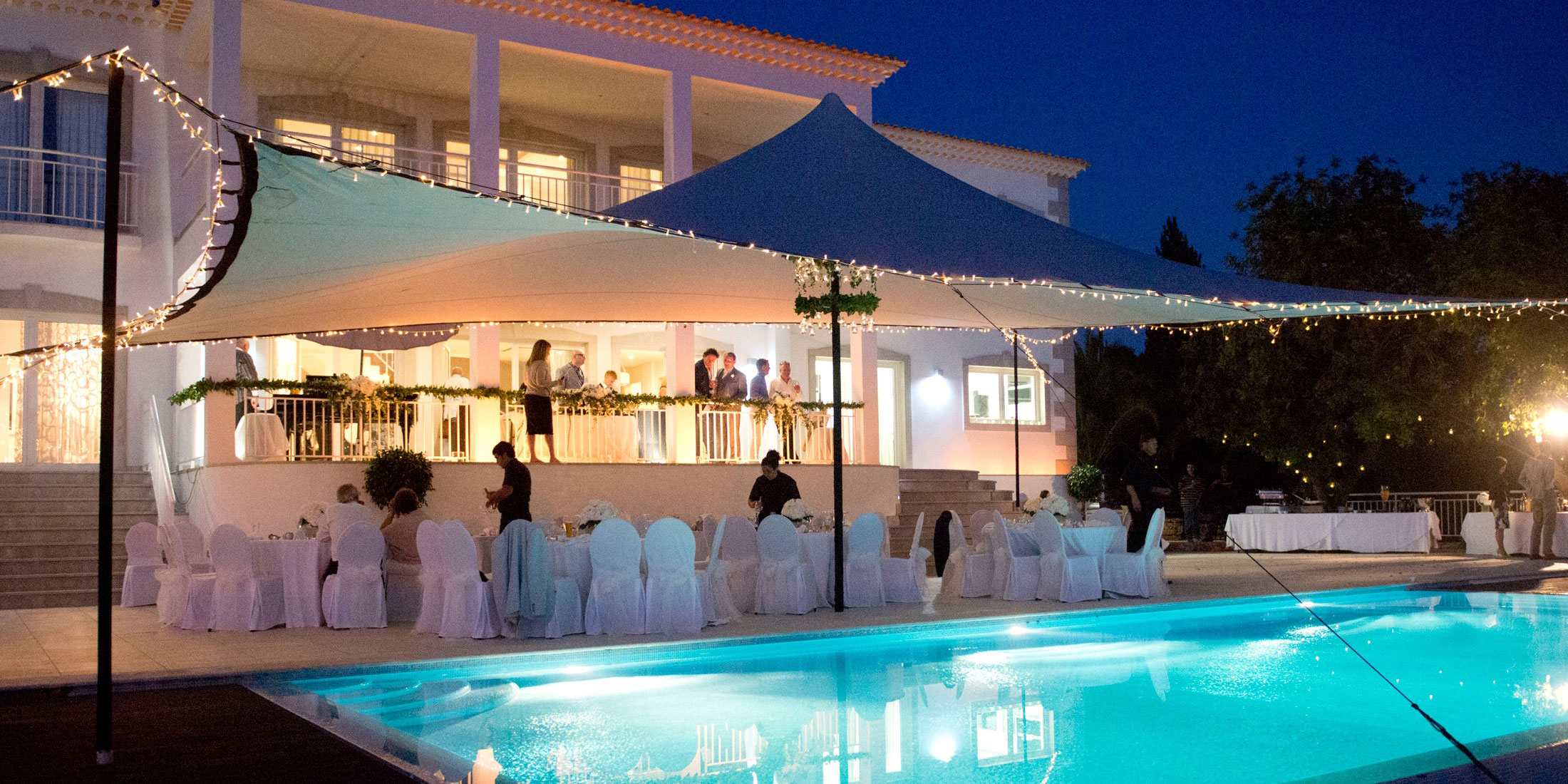 White Umbrella Marquees Weddings In Portugal Portugal Weddings Algarve Weddings