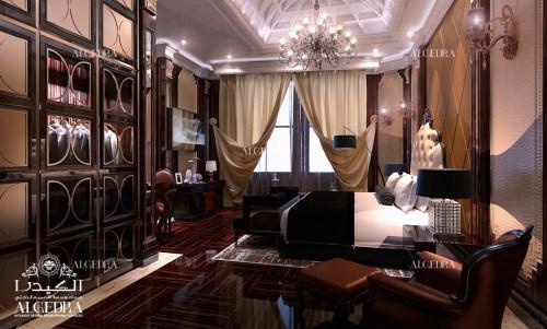 Medium Of Gothic Interior Design