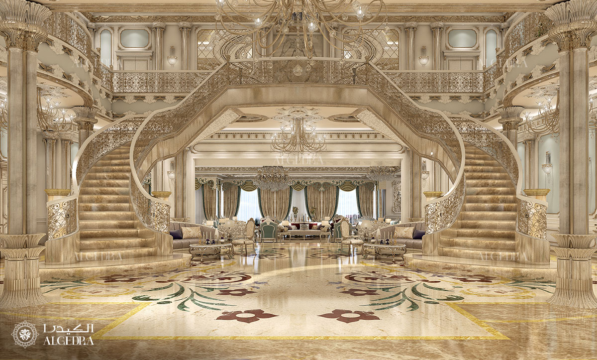 Great Ideas For Designing Palaces In A Luxury