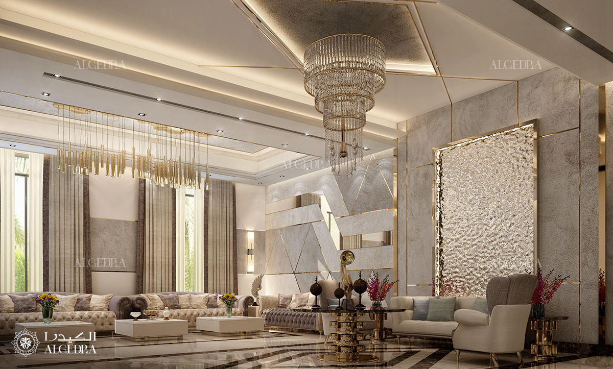 Great Ideas For Designing Palaces In A Luxury Ways