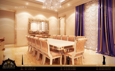 Dining Room by ALGEDRA Interior Design | algedra