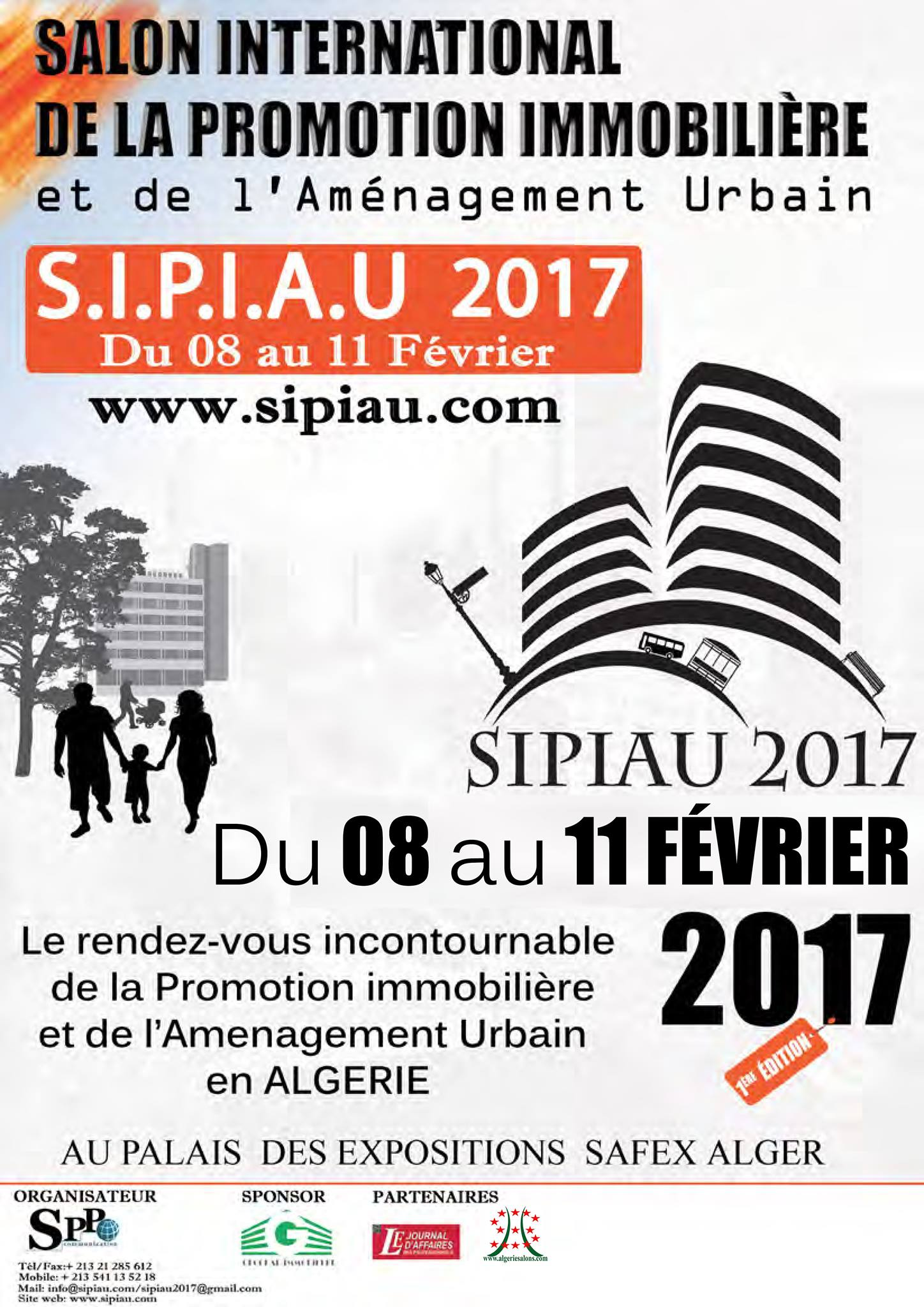Salon De L Immobilier 2017 Sipiau Salon International De La Promotion Immobilière Et De L