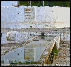 Fuente Alta en Algodonales, Sierra de Grazalema